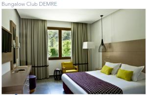bungalow club demre