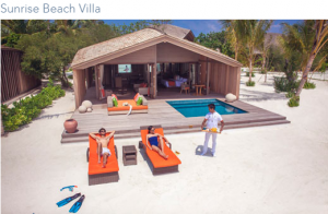 sunrise beach villa