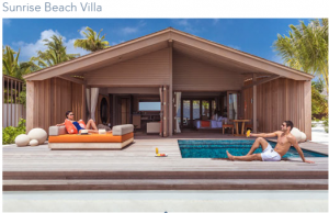 sunrise beach villa2