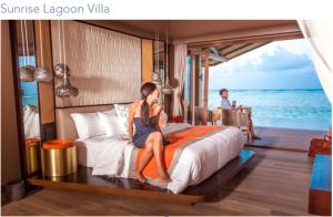 sunrise lagoon villa