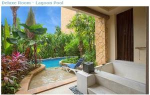 Sanya - Deluxe Lagoon Pool 1